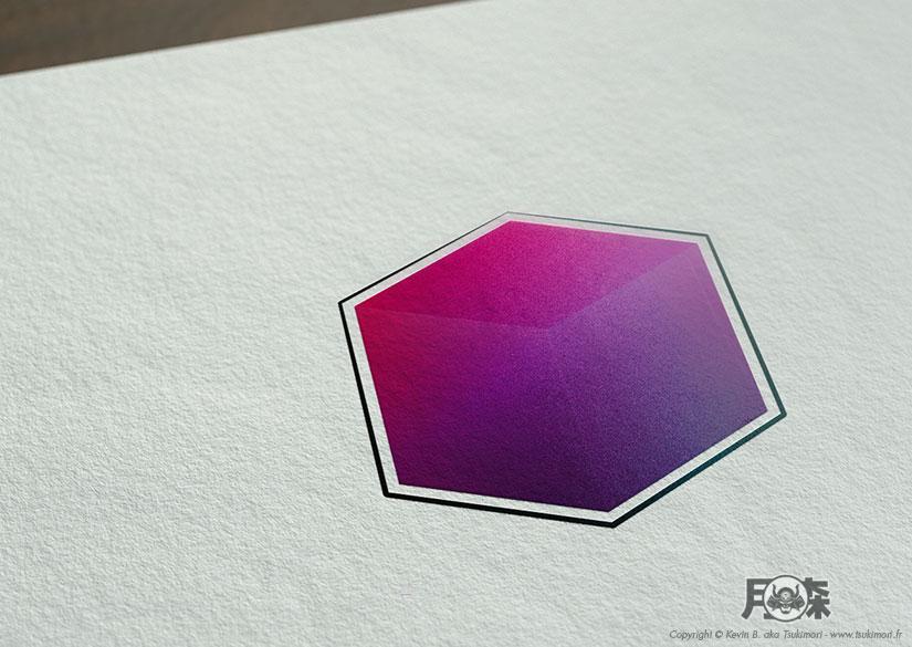 Logo - Identity - Kikaku Arts - Tsukimori / Kevin Barbier - Graphic Designer